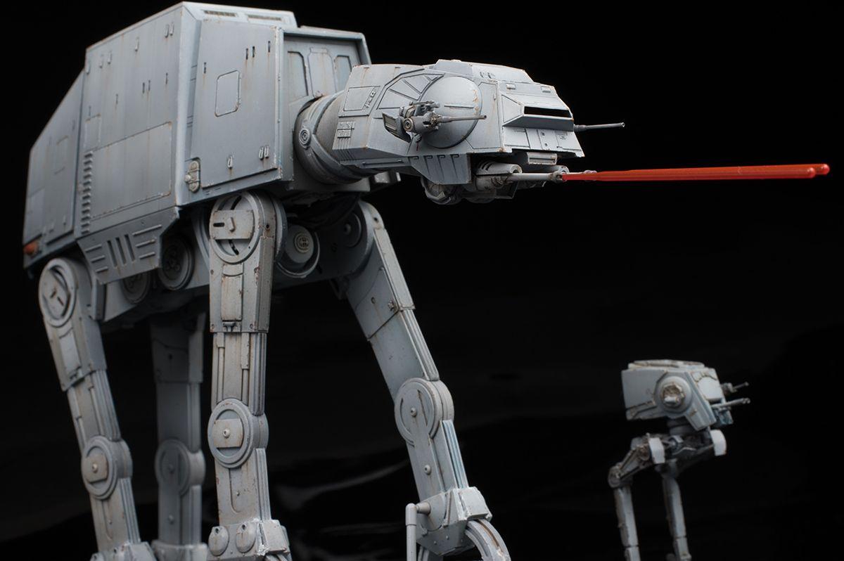 schizophonic9's WORK REVIEW] Bandai x Star Wars DIORAMA 1