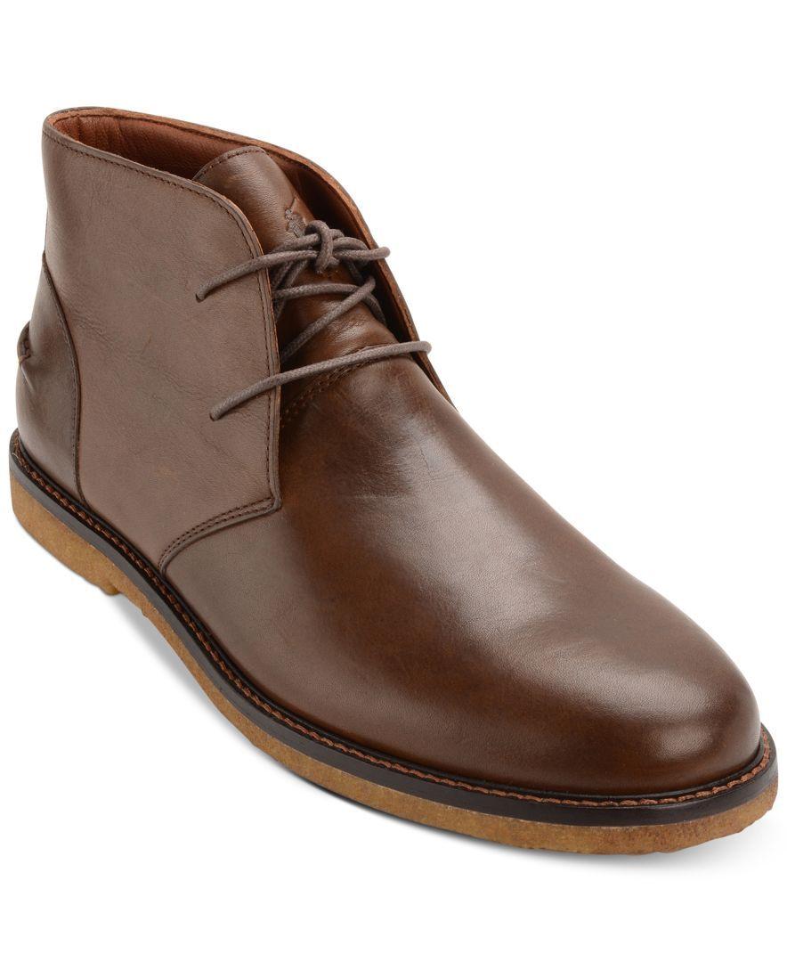9886cad3dc Polo Ralph Lauren Men s Marlow Chukka Boots