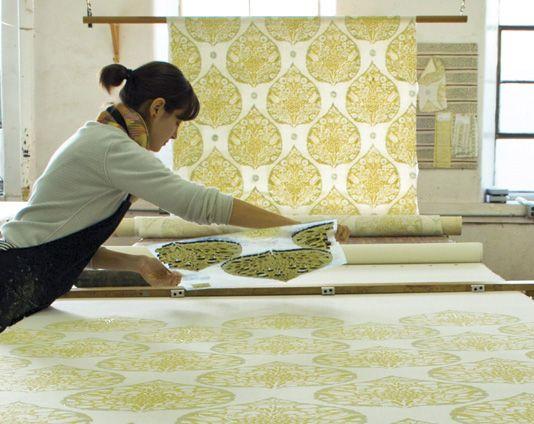 Galbraith & Paul Textiles, Rugs and Wallpaper - so inspiring!!!