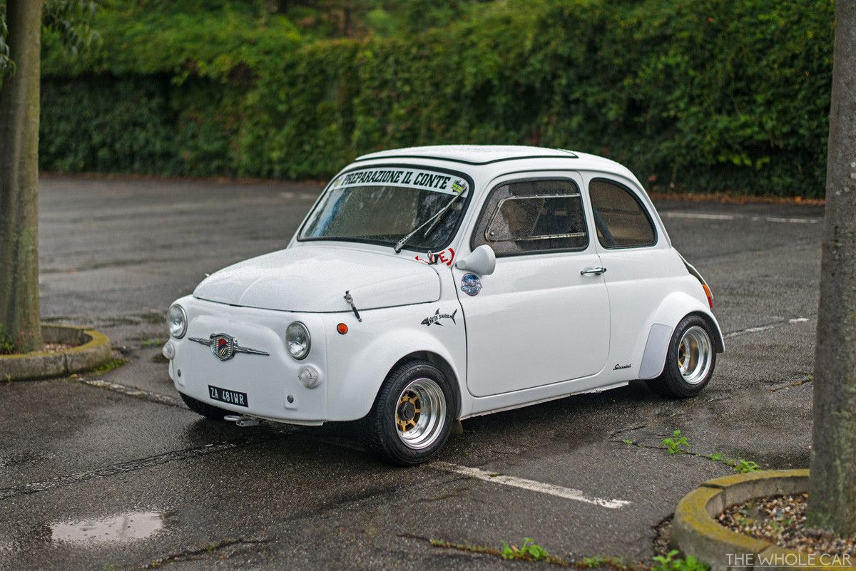 1969 Fiat 500 Giannini R Thewholecar Classic Vintage Cars