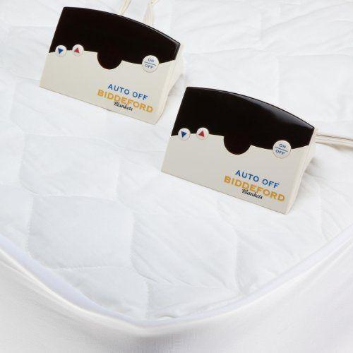Biddeford Quilted Skirt Heated Mattress Pad King By Biddeford Blankets Llc 92 79 10 Person Biddeford Heated Mattress Pad Magnetic Mattress Pad
