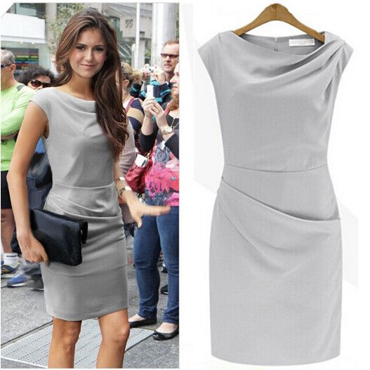 Minimalist Gray Dress Google Search