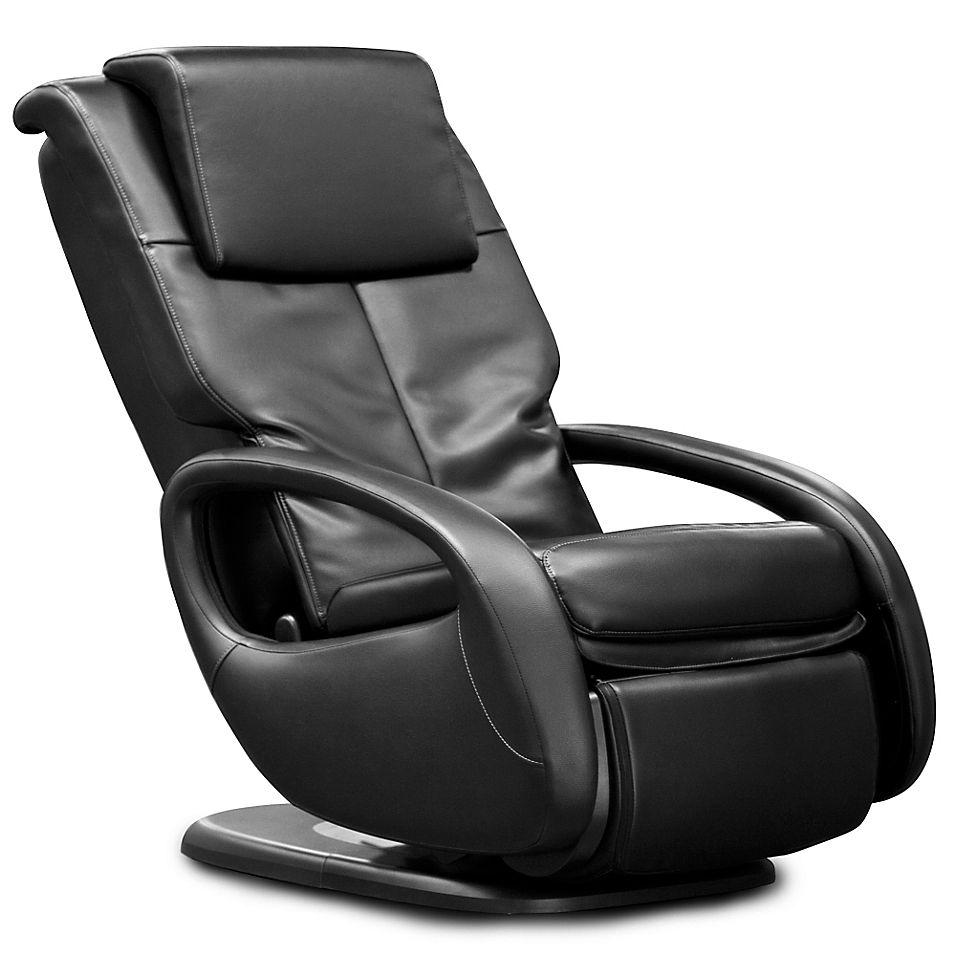 Human touch wholebody 51 massage chair black massage