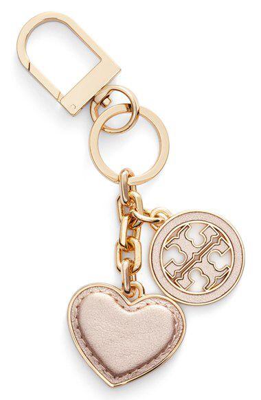e31a4c1f9b4 Tory Burch Tory Burch Logo   Heart Bag Charm available at  Nordstrom ...