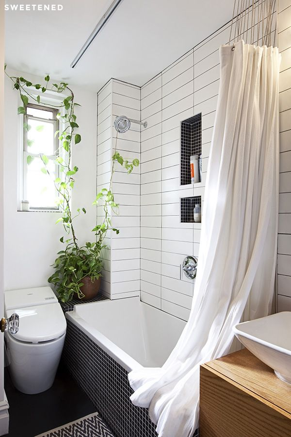 Modern Manhattan Apartment Renovation Duravit Toilet And - Apartment bathroom renovation