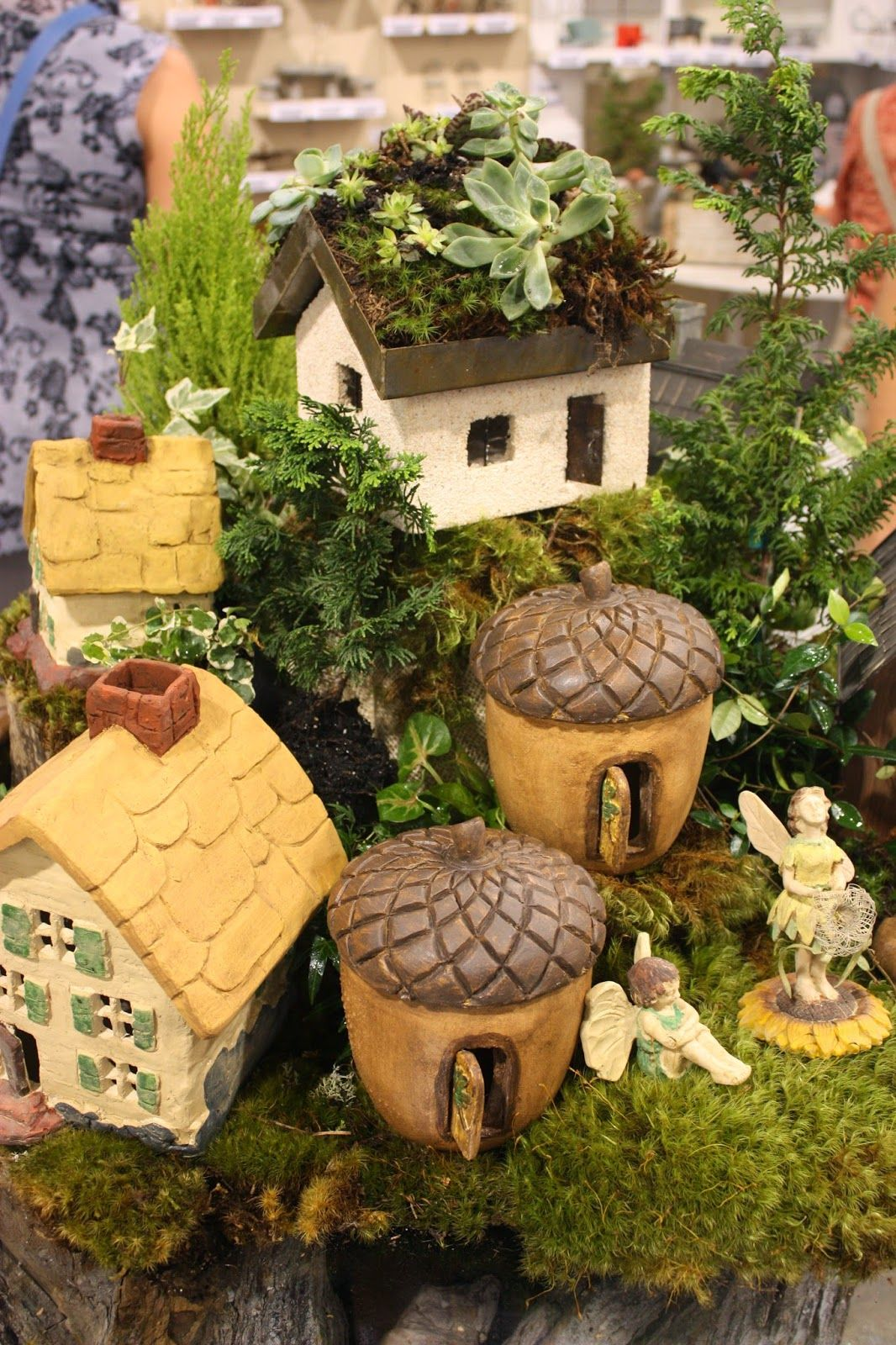If you like Fairy Gardens here are