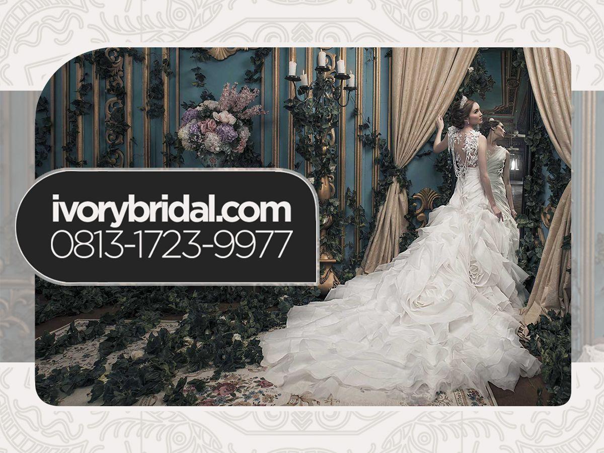 baju pengantin 2018, model baju pengantin terbaru, gaun