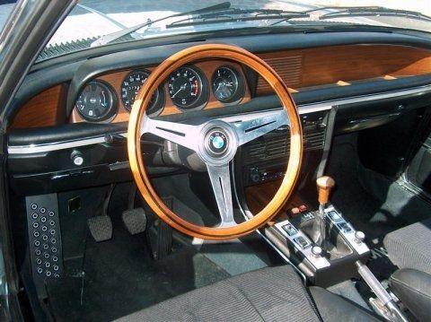 Pristine 1973 Bmw 3 0csl Lightweight Coupe Bmw Coupe Wooden Car