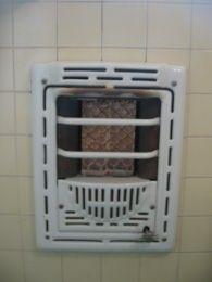 Gas Bathroom Heaters
