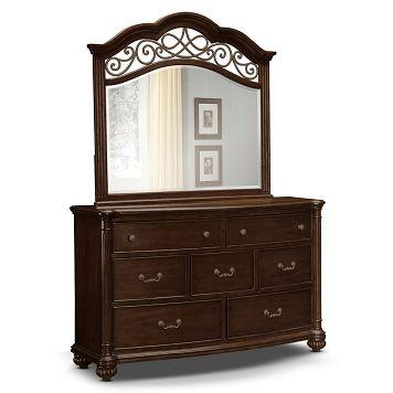 Derbyshire Bedroom Dresser #BuyOnlineVCF #PinItToWinIt Value City