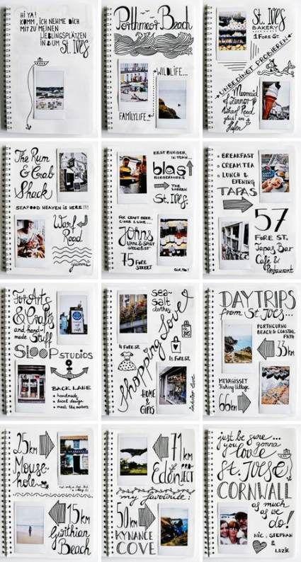 Travel Book Diy Ideas Mini Albums 70 Ideas #travel #diy