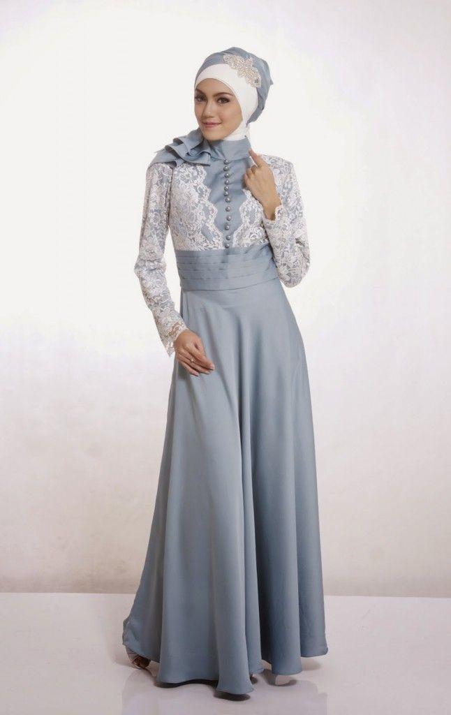 Contoh Model Baju Muslim Keluaran Terbaru Hijab Hijabtutorial