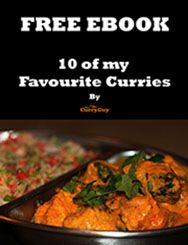 Tandoori chicken recipe curry guy