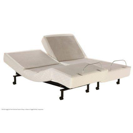 Amazon Com S Cape Adjustable Bed With Massage Split King Set