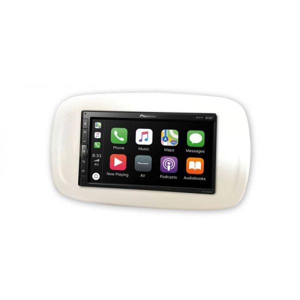 Ricevitore Multimediale Pioneer Sph Evo62dab Smab Versione Bianca Realizzato Per Integrarsi Perfettamente Con Gli In Nel 2020 Radio Digitale Multimedialita Bluetooth