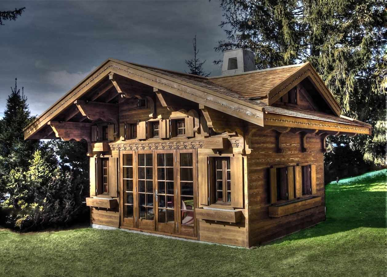 Swiss Chalet Play Houses Luxury Playhouses Swiss Chalet