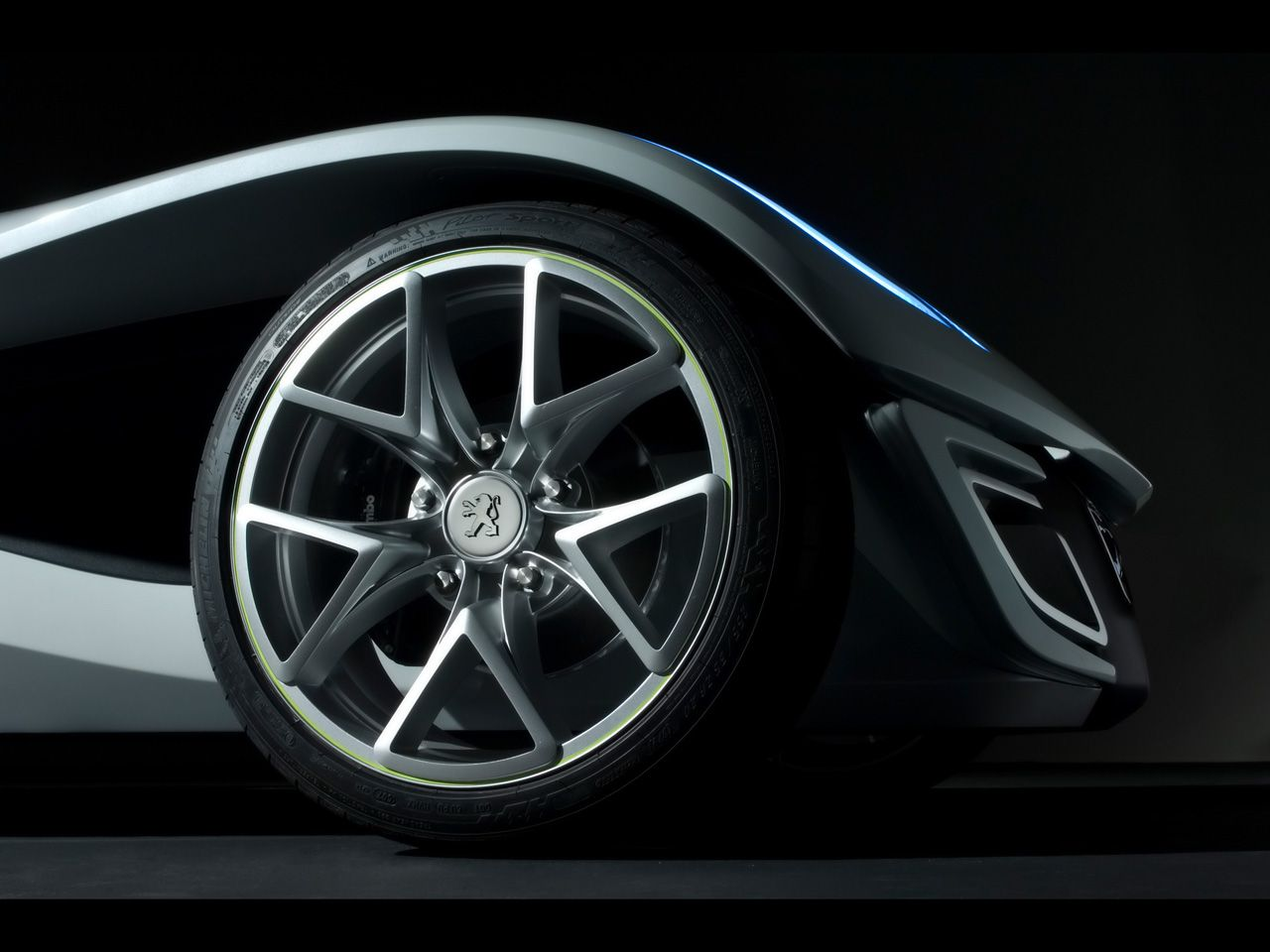 Peugeot Flux Concept Cars Car Car Wallpapers