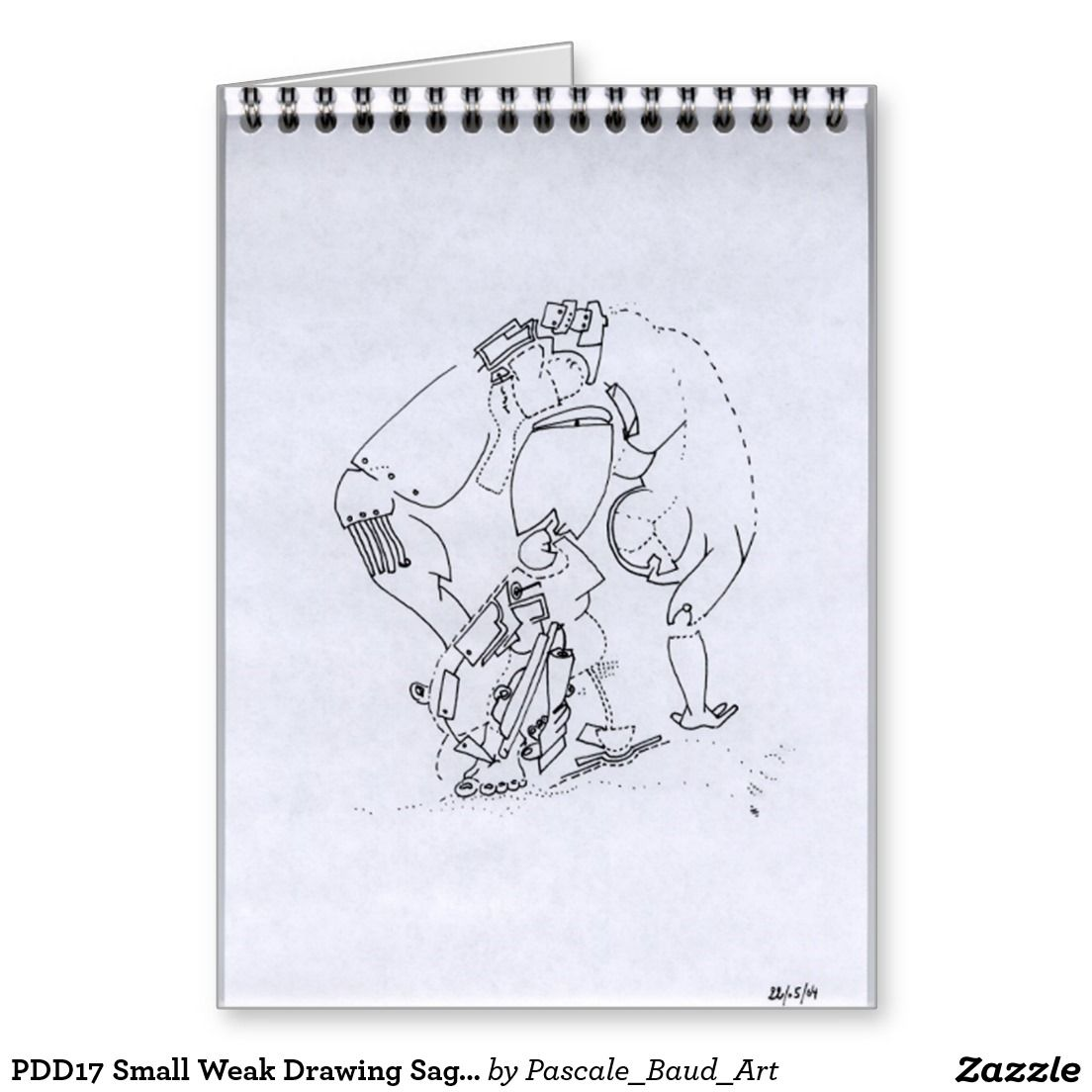 Pdd17 Small Weak Drawing Sagging Cyberbody Doodles Pinterest