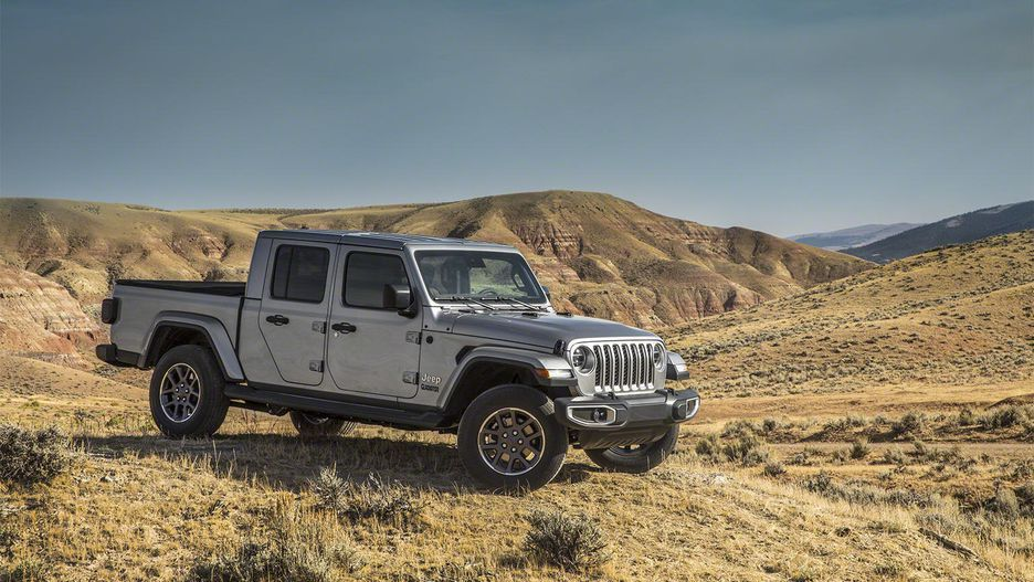 2020 Jeep Gladiator Offers Comfort And Capability Everywhere