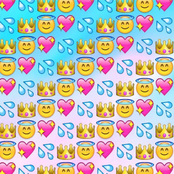 Cute Angel Background Emoji Best Wallpaper Hd Emoji Wallpaper Emoji Backgrounds Emoji