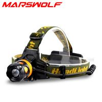 Marswolf Outdoors Small Orders Online Store Hot Selling Headlight Tail Light Covers Led Offroad Light Bar Led Rope Camping Headlight Waterproof Led Headlamp