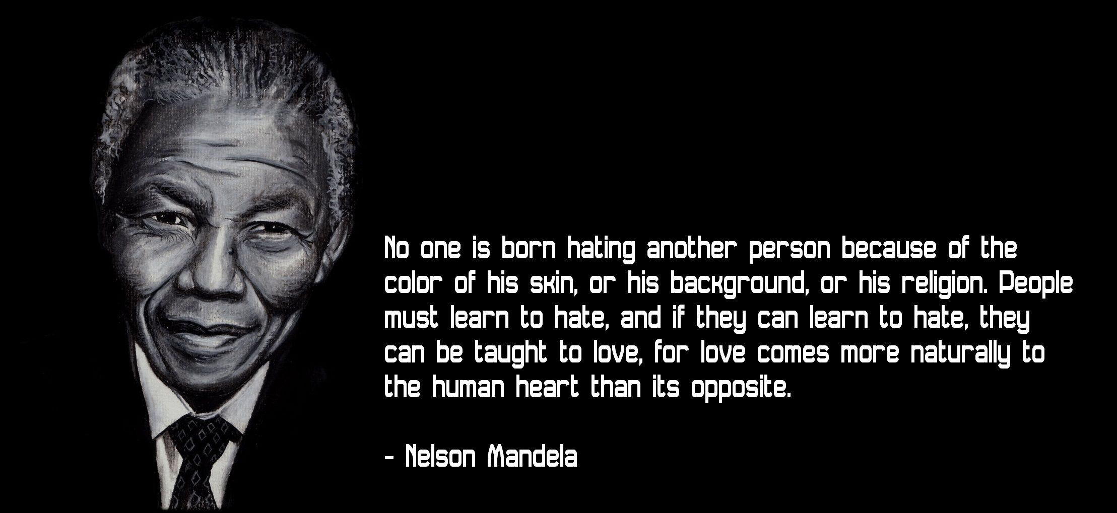 Powerful Quote 1 Nelson Mandela Words To Live By Mandela