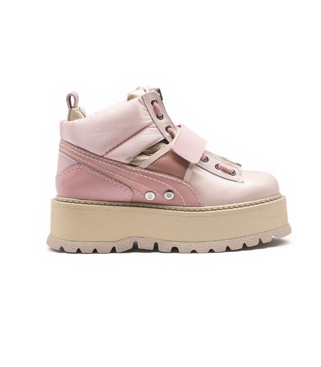 PUMA. Rihanna SneakersPink ...