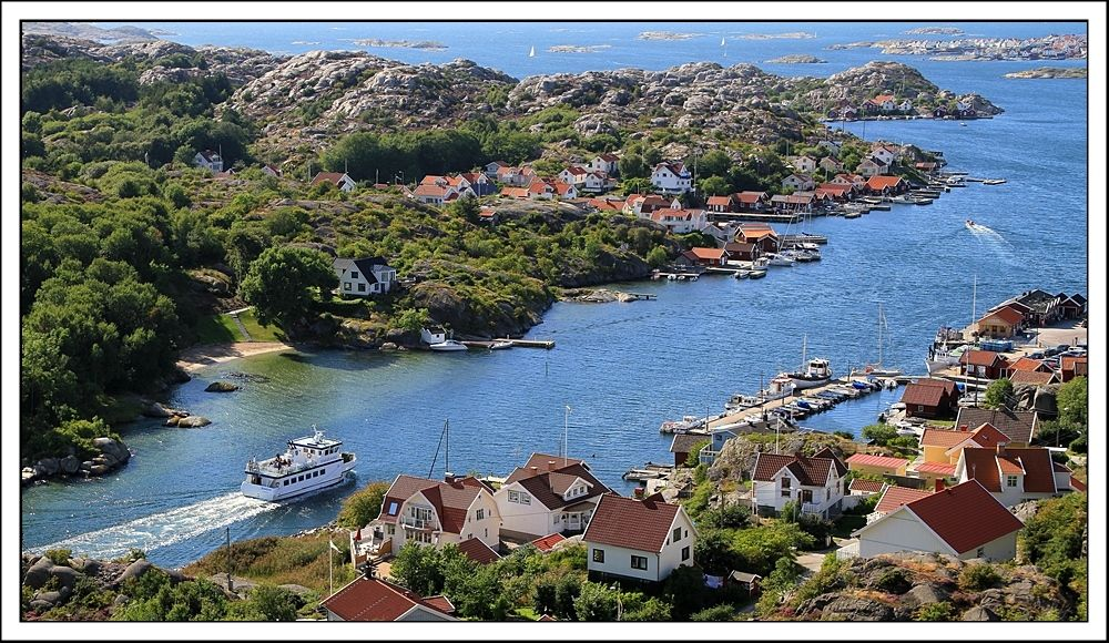 R Nn Ng Tj Rn Bohusl N Sweden T R A V E L Pinterest Vacation Ideas Beautiful Places