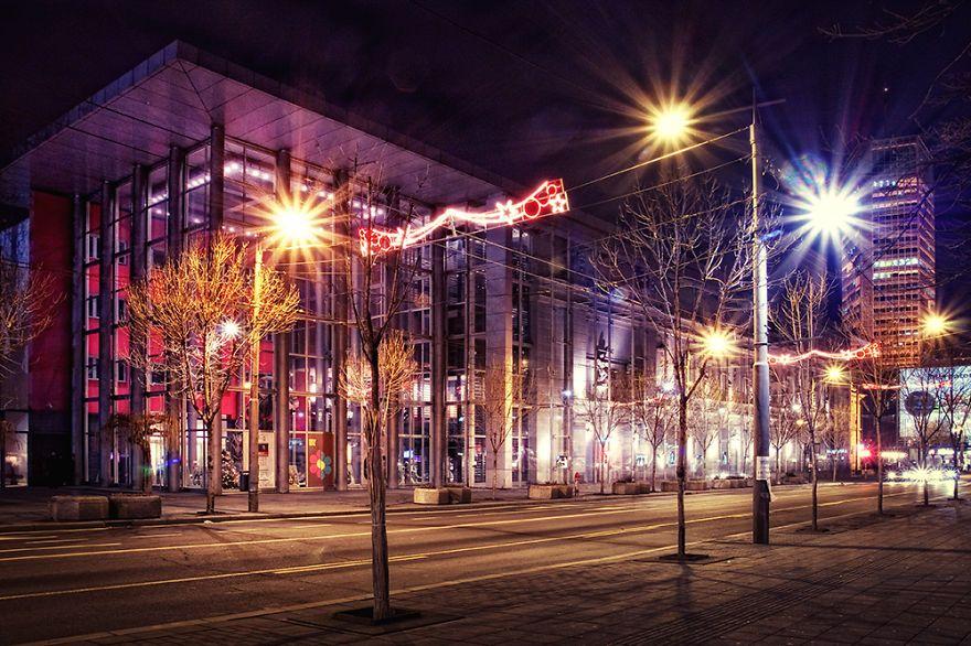 The Beauty Of Belgrade, JDP