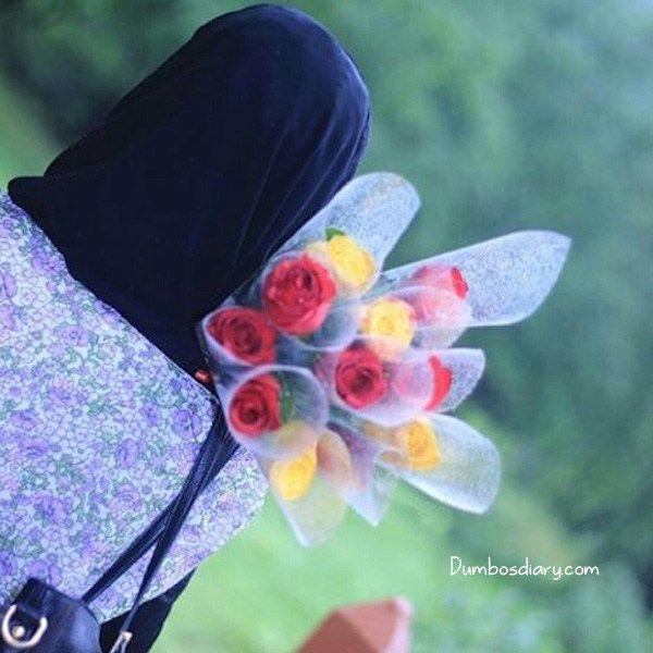 muslimische Mädels