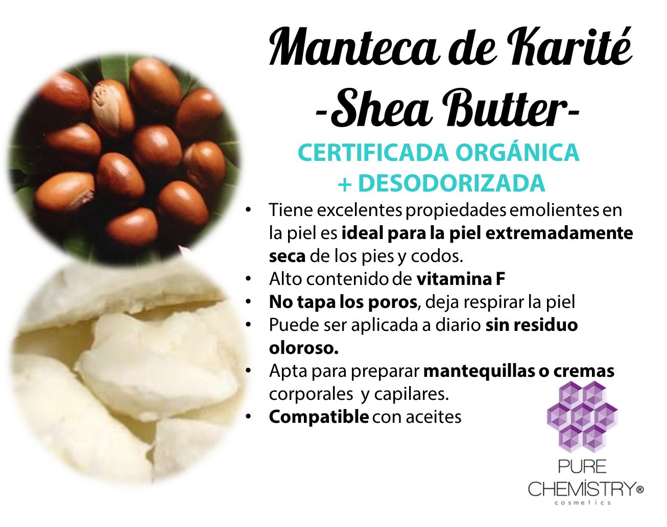 Shea Butter O Manteca De Karite Tiene Propiedades Emolientes En La Piel Y Es Excelente Para La Manteca De Karité Productos Para El Cabello Cosmeticos Naturales