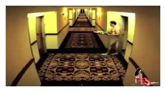 Nunca, nunca faça isso num hotel!!!