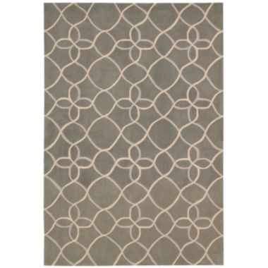 Nourison® Waves Hand-Carved Rectangular Rugs  found at @JCPenney