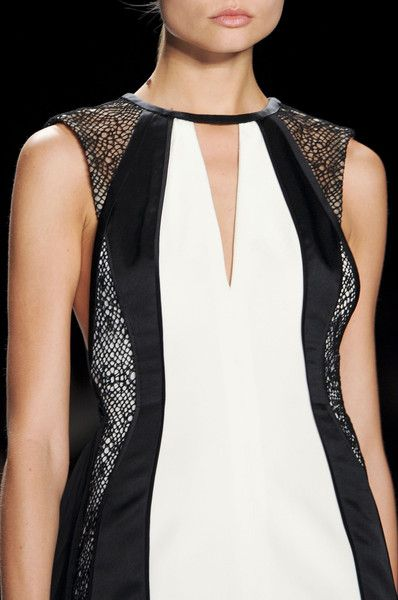 J. Mendel at New York Fashion Week Fall 2013