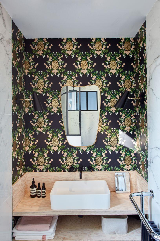 Colonne Salle De Bain Bambou Cdiscount ~ salle de bain maison de 165m2 gcg architectes deco pinterest