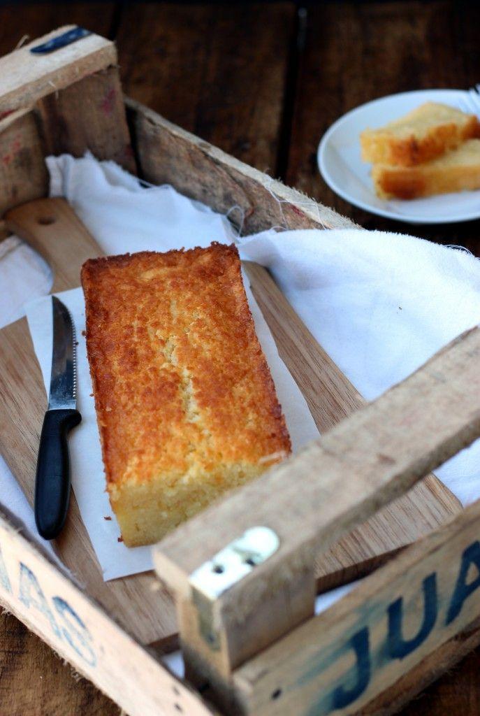 Gluten-free Lemon Ricotta Bread - Dish by Dish