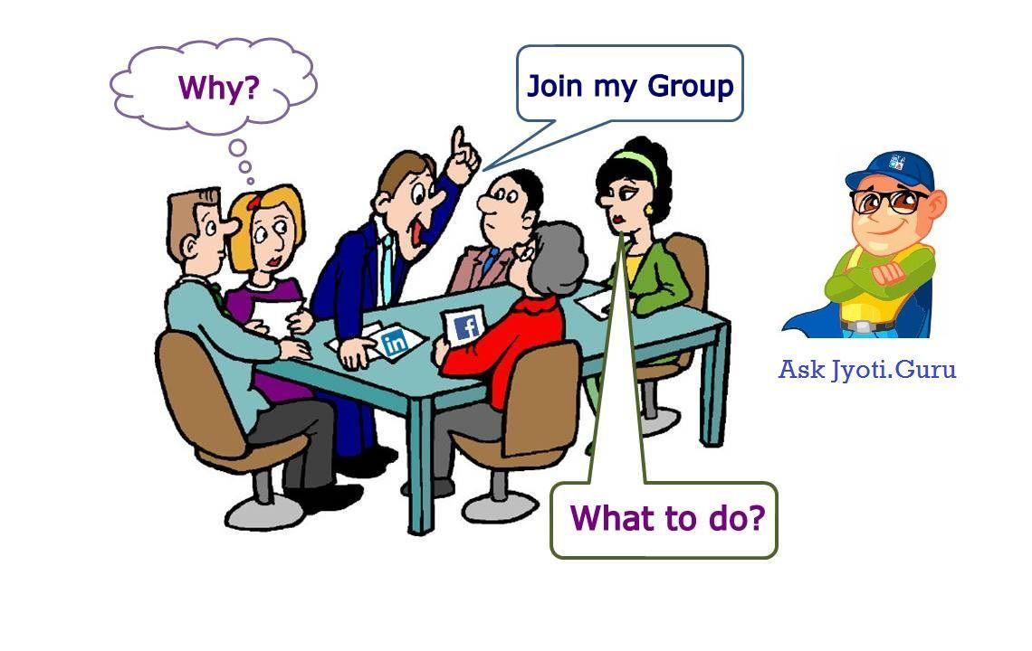 Social Media Marketing Blog by Jyoti Group interview