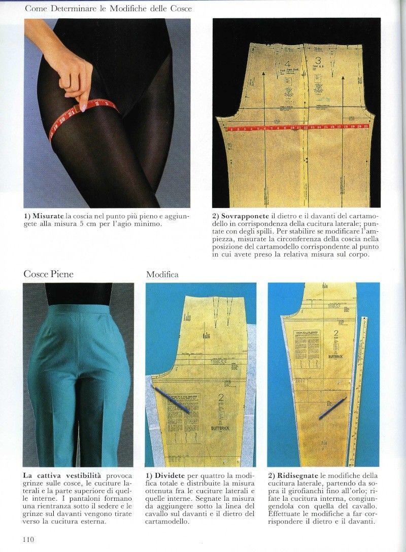 Correzioni Difetti Pantaloniuna Specie Di Riepilogo Pagina 2 Celia Celana Rok Pant Sewing Pants