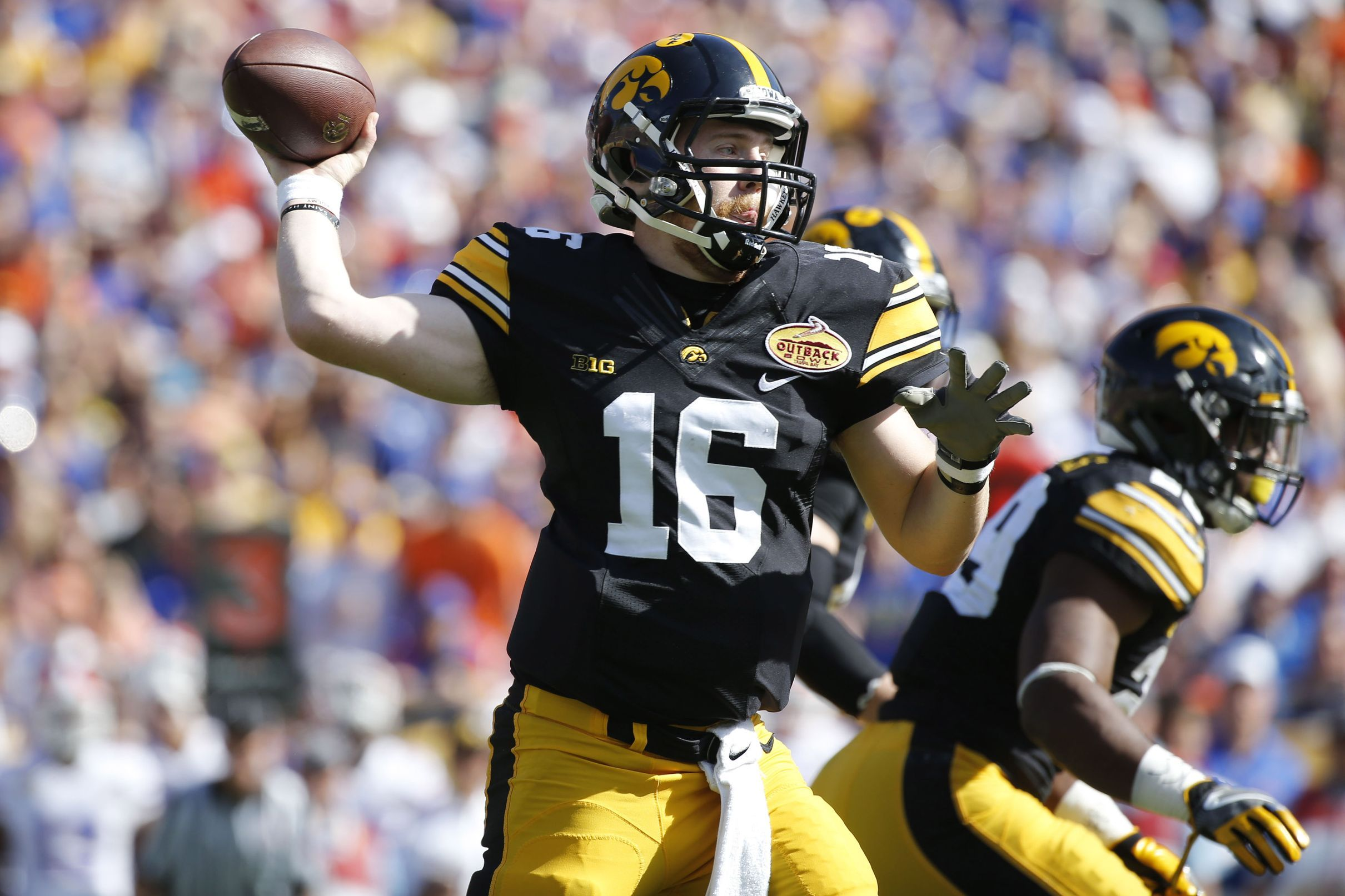 San Francisco 49ers Select C J Beathard With The 104th Pick In