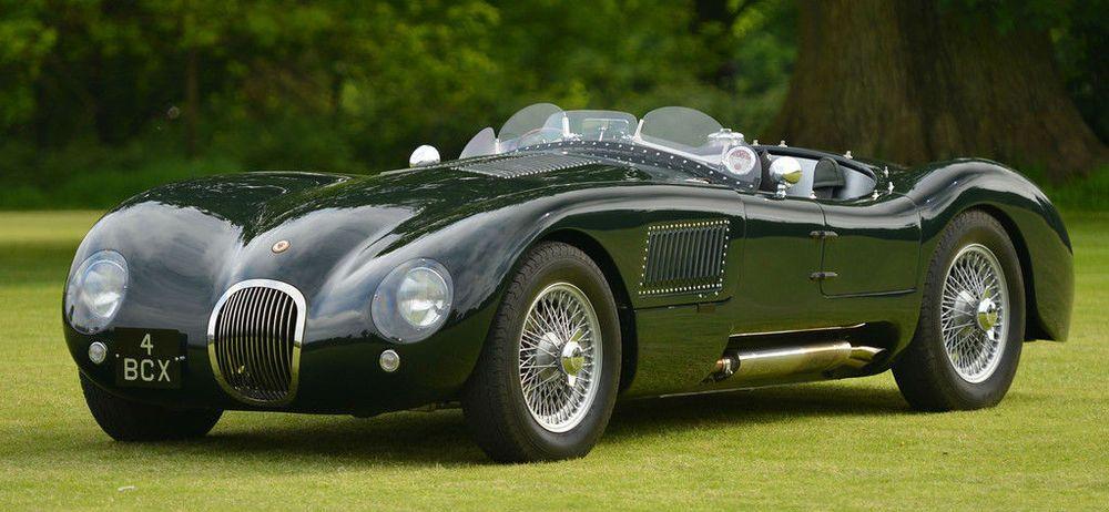 1951 Jaguar C type Replica by Realm engineering  | JAGUAR