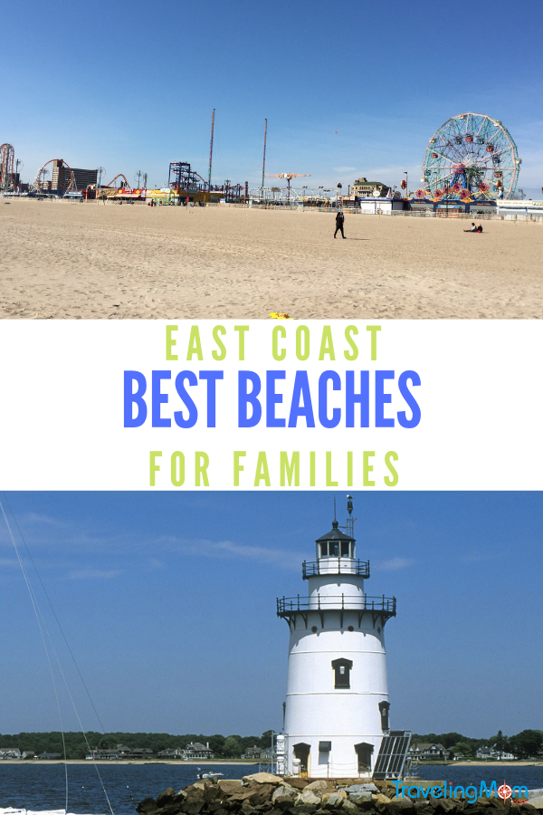 Best Beaches On The East Coast For Families With Images East Coast Beach Vacation Best Island Vacation East Coast Beaches