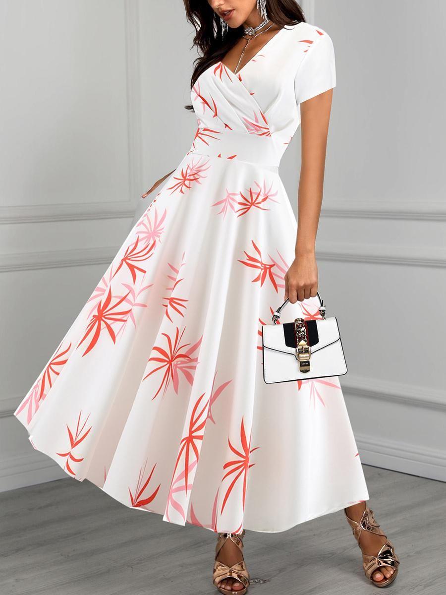 c4f5794503 #EnvyWe #BerryLook - #berrylook Sweet Heart Printed Maxi Dress - EnvyWe.com