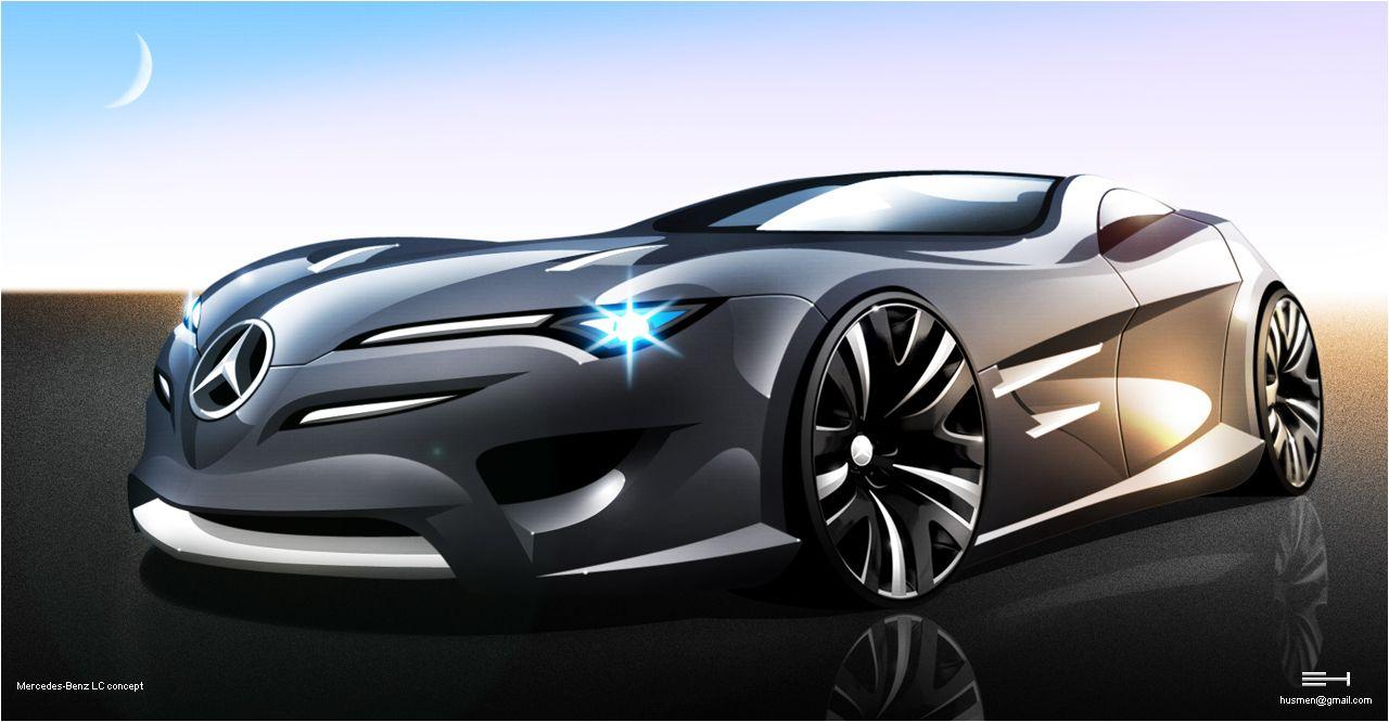 Mercedes benz lc concept by emrehusmen on deviantart for Mercedes benz sports car