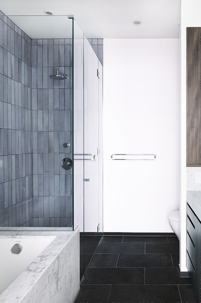 Modern Bathrooms by Allie Weiss from Ever Dream of Taking Over Your ...
