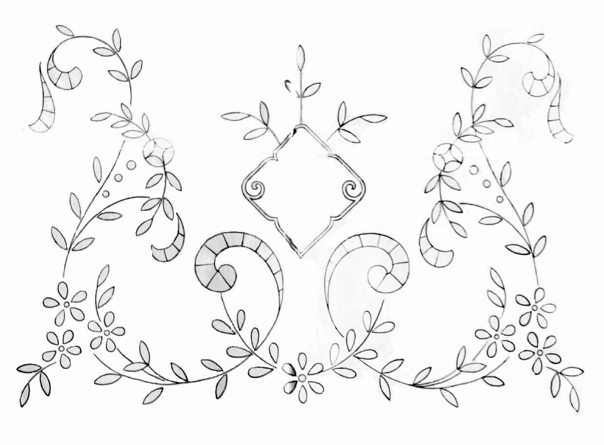 Richelieu cutwork imprimir pinterest embroidery patterns