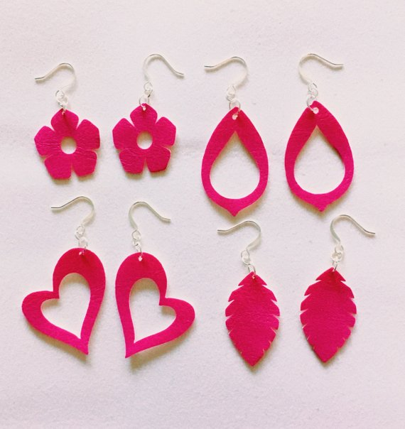 Download Earrings svg,png,pdf Svg Files for cricut or silhouette ...