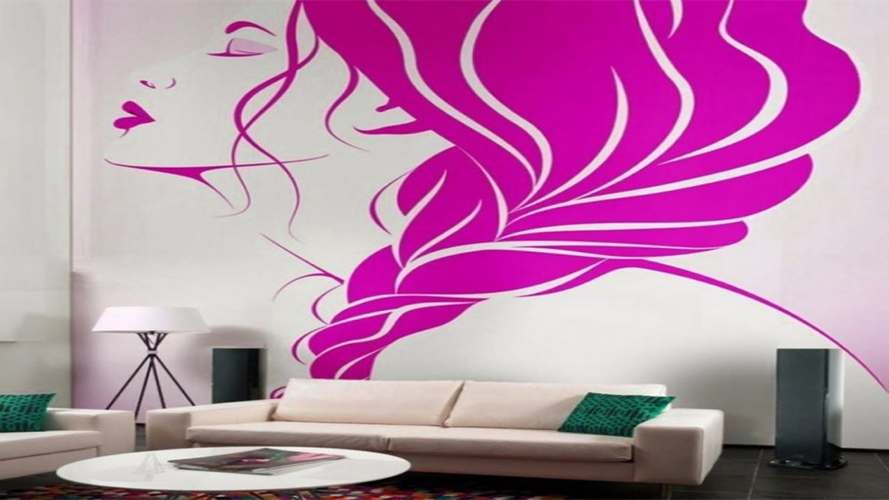 4 Tips To Reduce The Painting Cost Creative Wall Painting Room