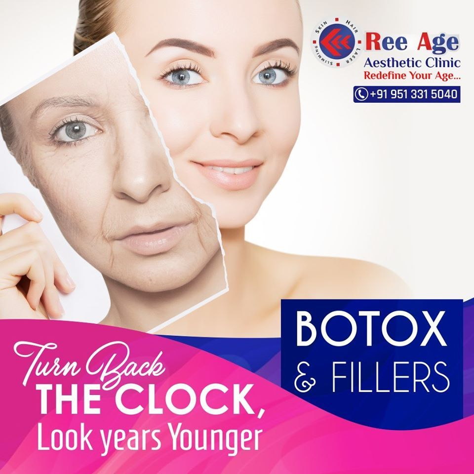 BOTOX AND FILLERS FOR A YOUNGER LOOK 😍 in 2020 Laser
