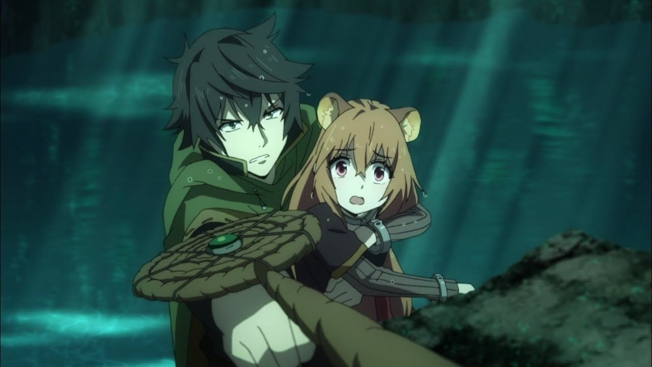 9 Anime Like The Rising Of The Shield Hero Anime Hero Anime Movies