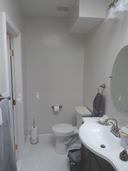 Bathroom Remodeling Job Included Wall Repair And Cabinet Building - Angie's list bathroom remodeling